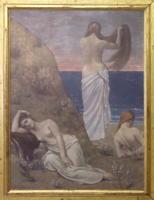 「海辺の娘たち」