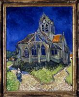 「オーヴェール=シュル=オワーズの教会」