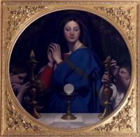 「聖餅の聖母」