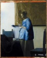 「青衣の女」